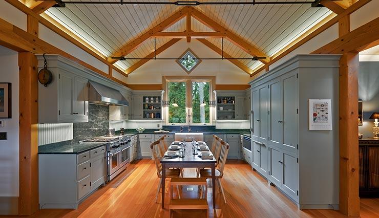 MUCCI / TRUCKSESS Architecture and Interiors: Interiors - Kitchens